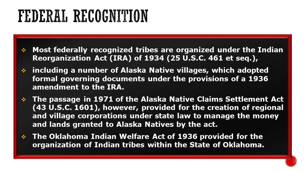 Judge agreed, ruling that in order to be eligible under the 1990 Native American Graves Protection and Repatriation Act (NAGPRA)--Kennewick Man must have a relationship to a presently existing tribe, people, or culture. But because Kennewick Man s culture is unknown and apparently unknowable, the tribes request to repatriate was denied.