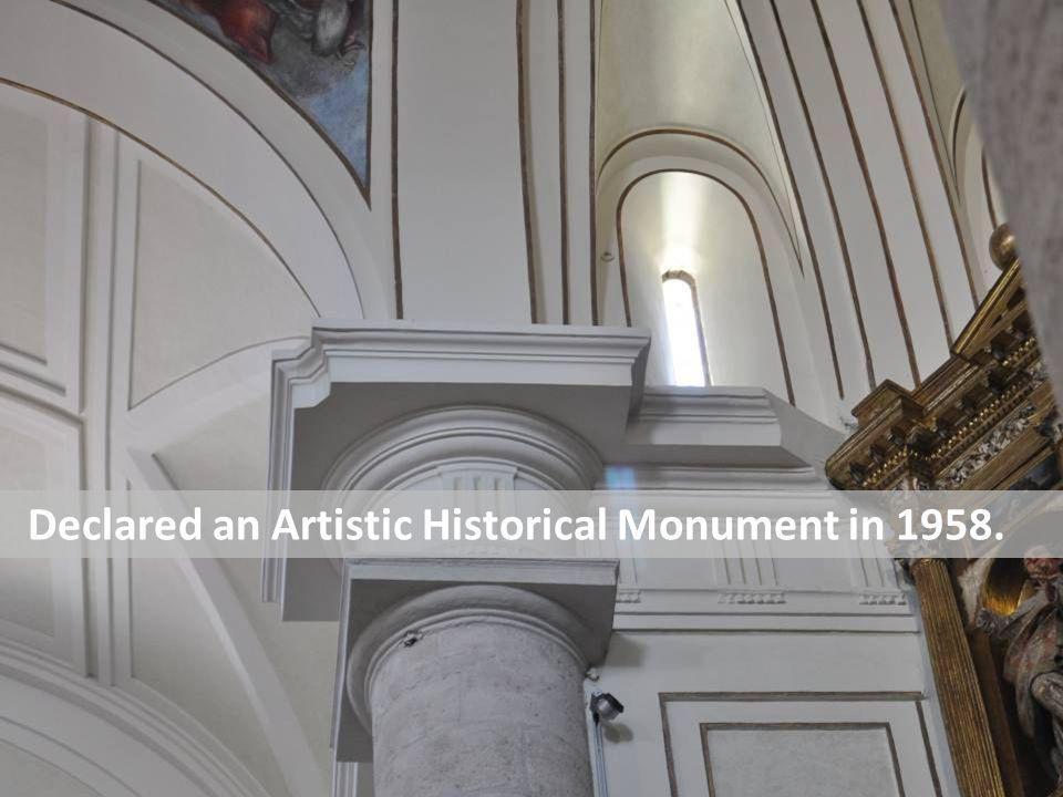 *Baroque *Mudéjar Main architectural styles: *Renaissance