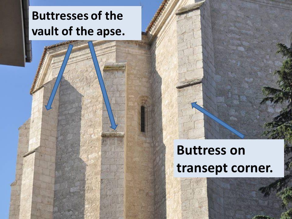 Apse Transept Vestry