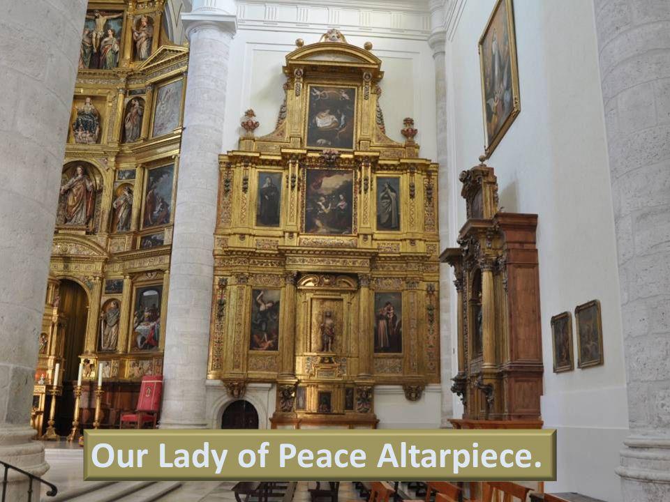 Jesuss Name Altarpiece.