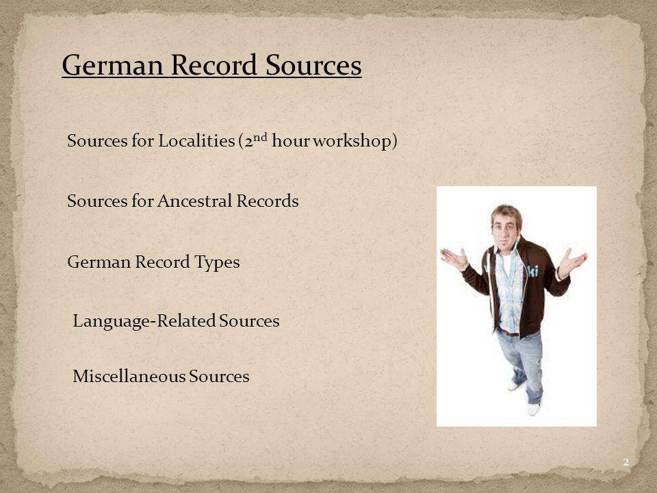 Dictionaries German-English–German Latin–English via via http://dict.leo.org/ http://archives.nd.edu/latgramm.htm 23