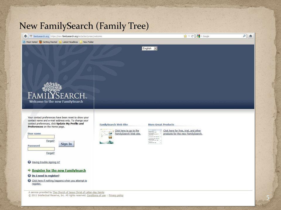 Microfilm / microfiche through catalog of FamilySearch.org 6