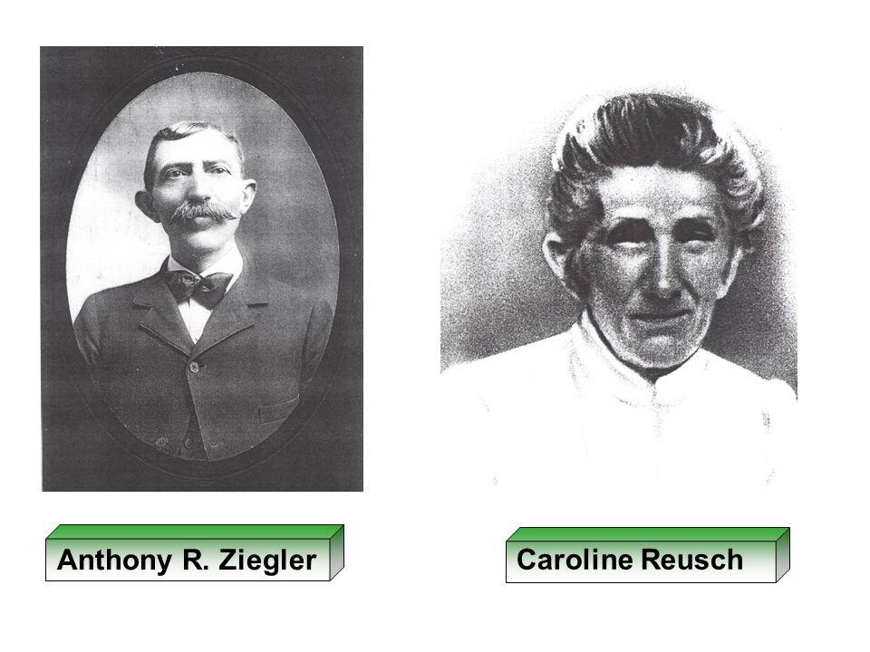 Anthony R.ZieglerCaroline Reusch Timothy Lanane Lizzie Deffner Raymond B.