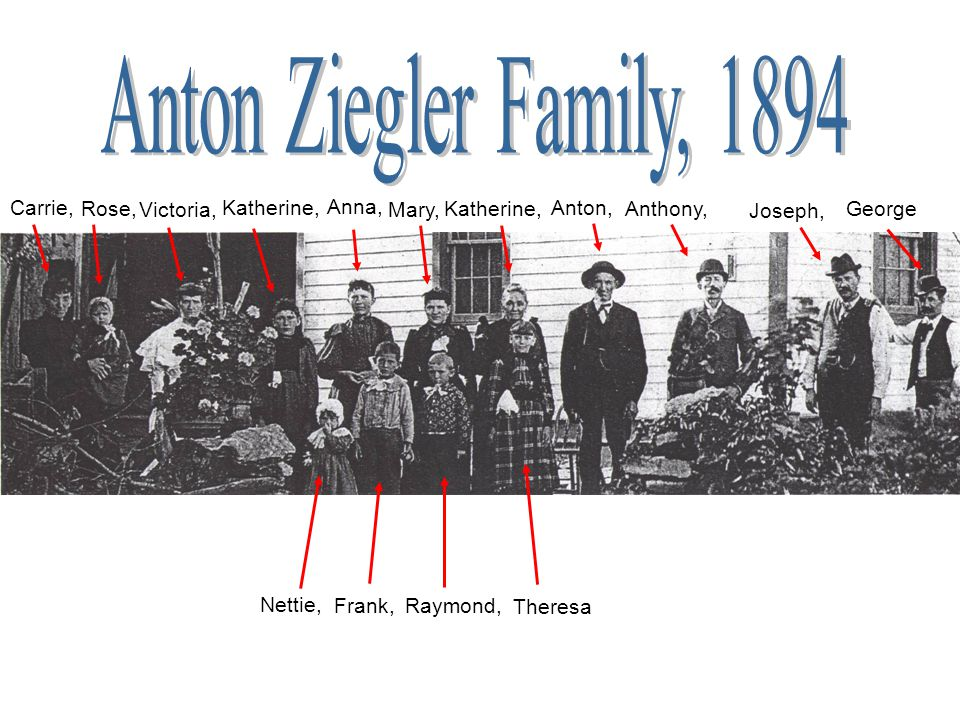 At the age of 25 she married Anthony Ziegler, who was recently widowed with 6 children, one an infant named Susanna, who died at about 1 yr.