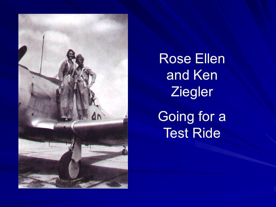 Kenneth Ziegler Ken was a Naval Aviator specialist and Jet Test Pilot.