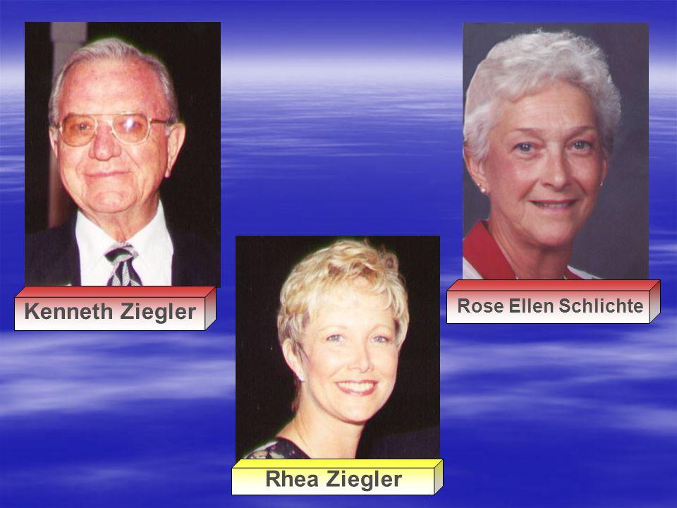 Kenneth Ziegler Rose Ellen Schlichte Rhea Ziegler Renee Ziegler Kenneth Ziegler was born on Sep 3, 1923 in Connersville, IN.