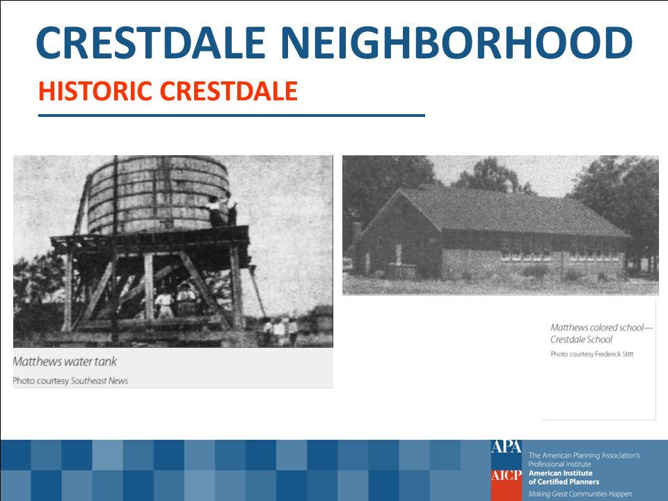 HISTORIC CRESTDALE