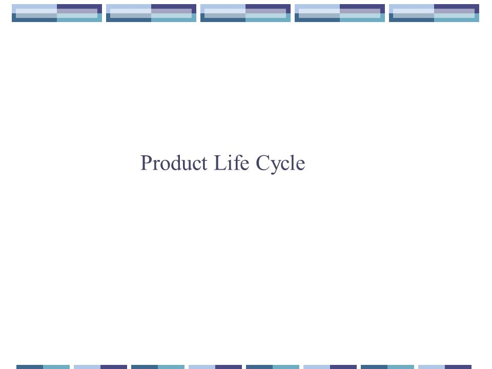 Major elements of managing products Product Life Cycle Product Portfolio Analysis Objectives of Product Portfolio Analysis Product Line Management