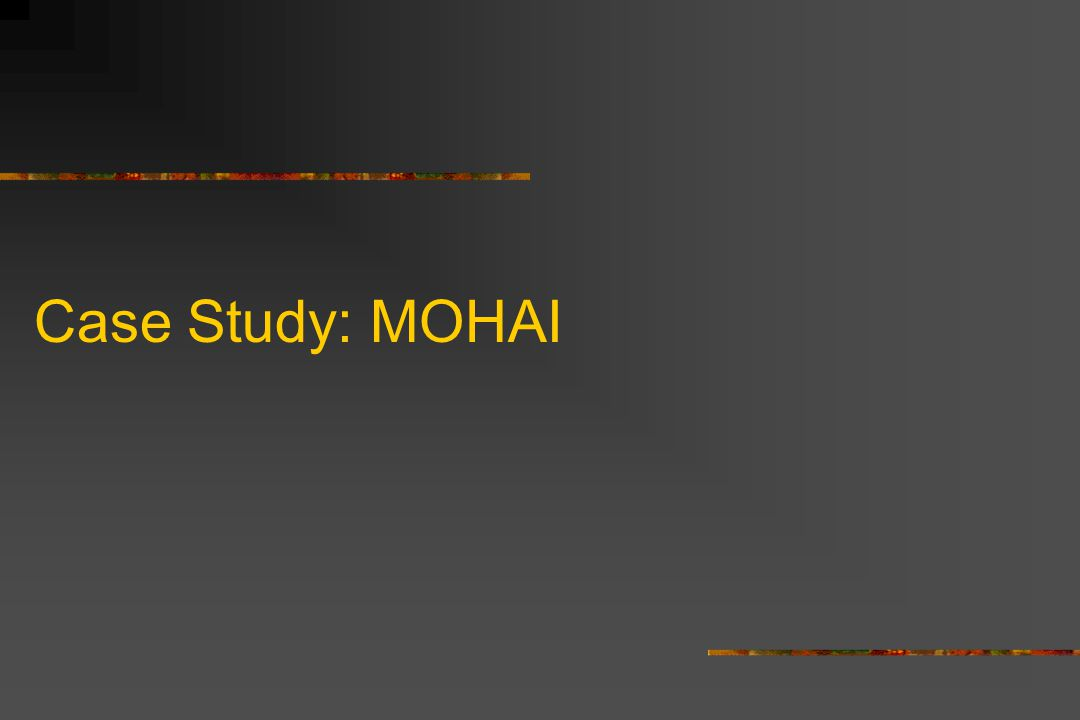 Case Study: MOHAI