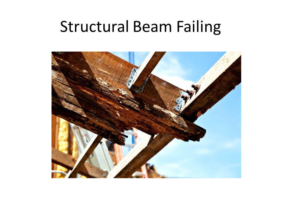Structural Beam Failing