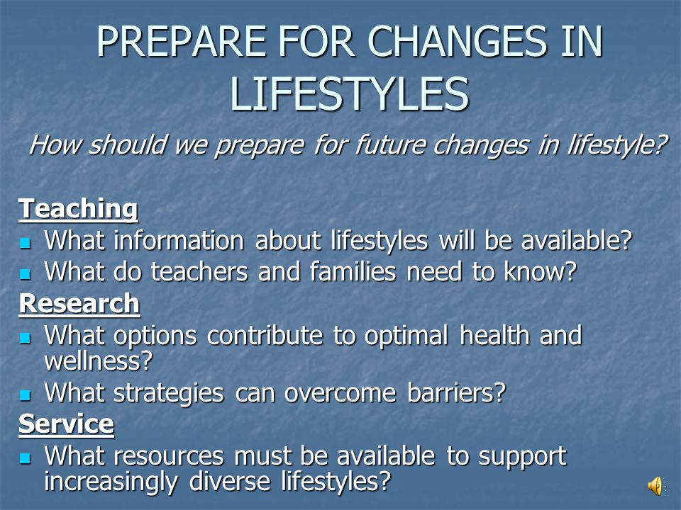 LIFESTYLES How will lifestyles change in the future? Think about lifestyles. Discuss: Think about lifestyles. Discuss: Relationships Relationships Ass