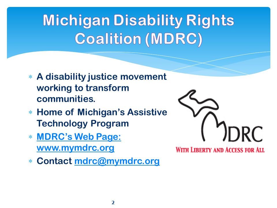 A disability justice movement working to transform communities.
