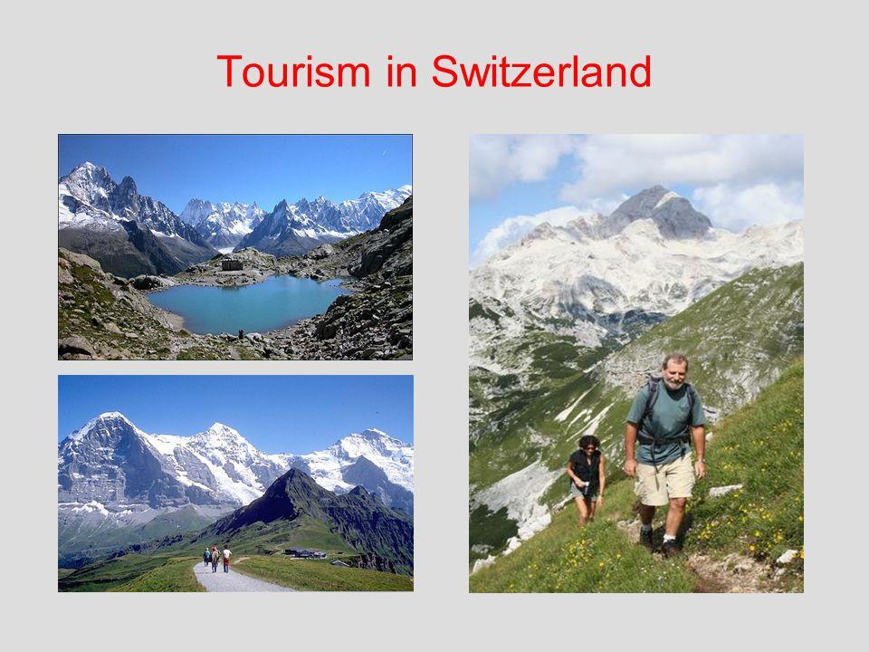 Tourism in Switzerland