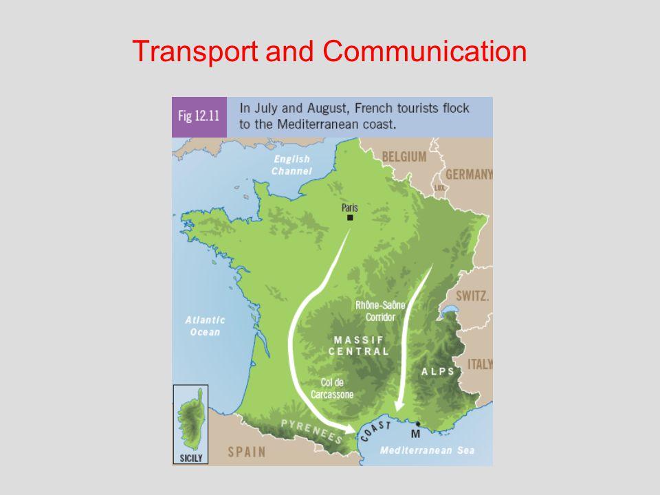 Communications River Cruises TGV train a grande bitesse French word for fast train.