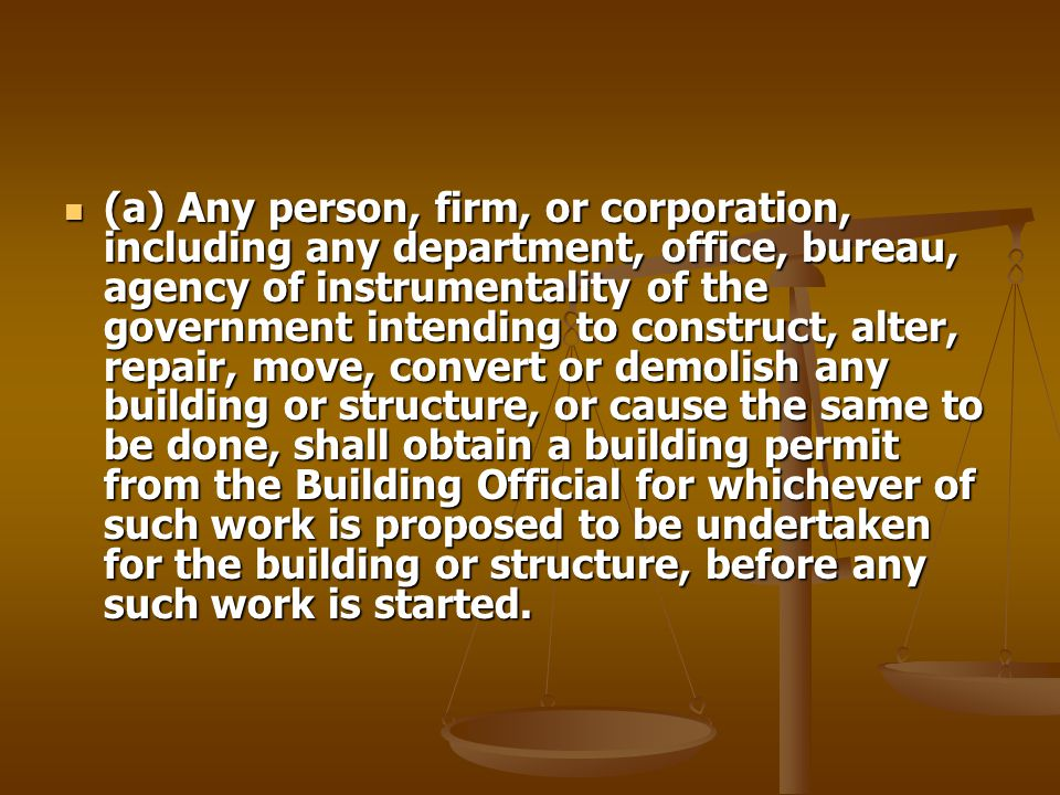 (a) Any person, firm, or corporation, including any department, office, bureau, agency of instrumentality of the government intending to construct, al