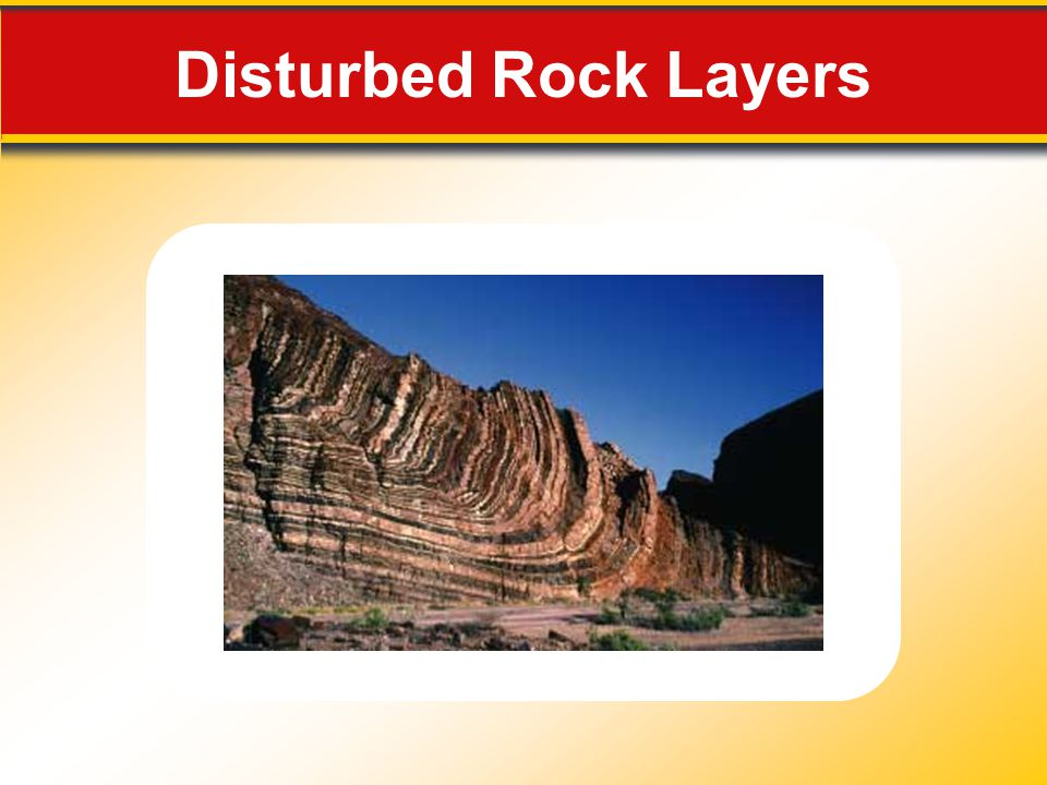 Relative DatingKey Principles 12.1 Discovering Earths History Principle of Cross-Cutting Relationships The principle of cross-cutting relationships states that when a fault cuts through rock layers, or when magma intrudes other rocks and crystallizes, we can assume that the fault or intrusion is younger than the rocks affected.