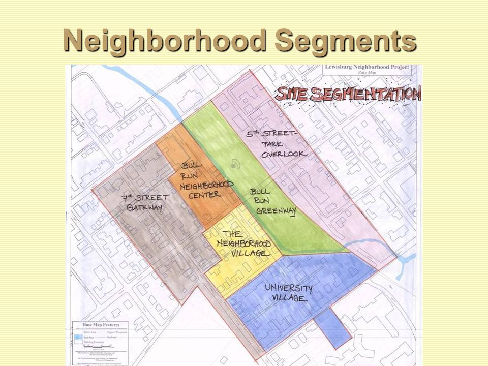 Neighborhood Segments