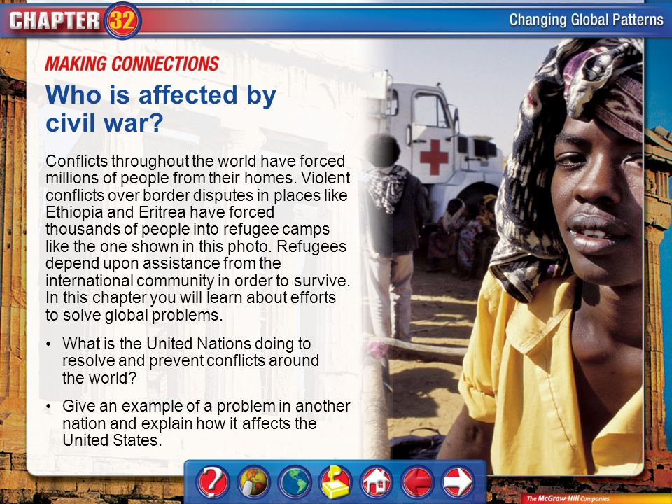 Section 2 Population and Migration The ever-increasing world population affects the world economy.