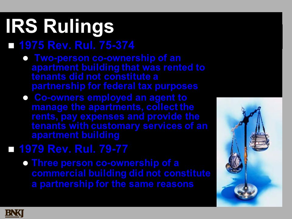 IRS Rulings 1975 Rev. Rul.