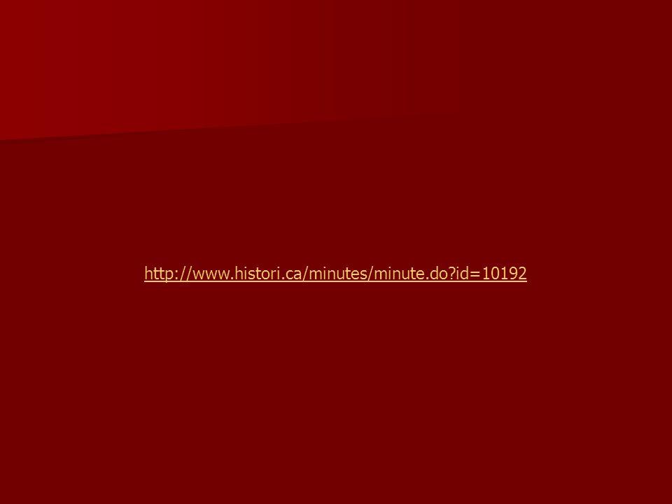 http://www.histori.ca/minutes/minute.do?id=10192