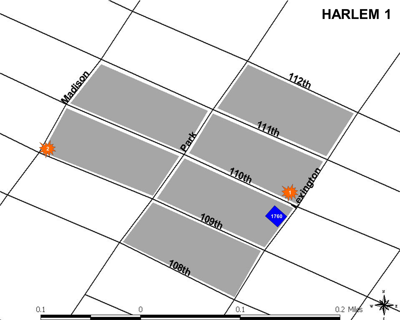 1 2 1760 HARLEM 1
