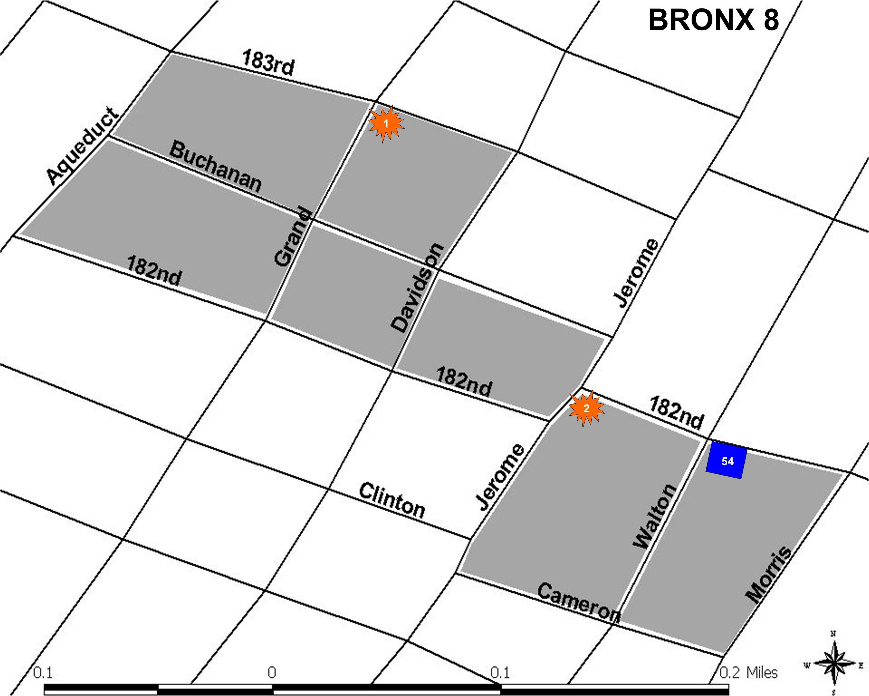 East Harlem 1 127 Empty Lot.E. 112TH STREET E. 111TH STREET E.