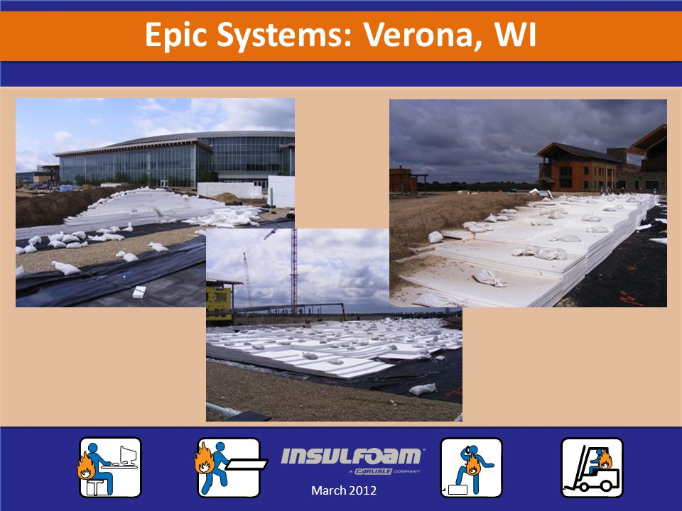 Sales Meeting March 2012 March 2012 Epic Systems: Verona, WI