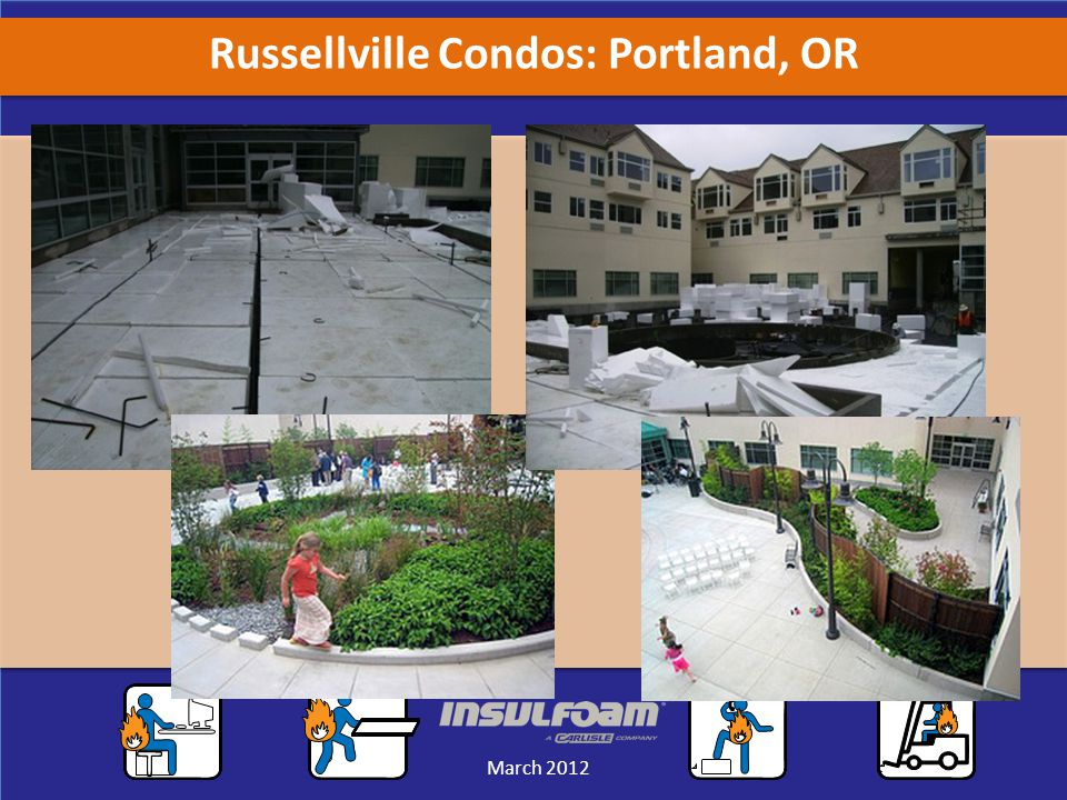 Sales Meeting March 2012 March 2012 Russellville Condos: Portland, OR