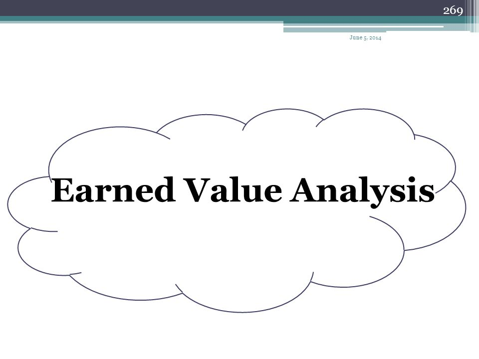 268 Actual Versus Target S-Curves June 5, 2014