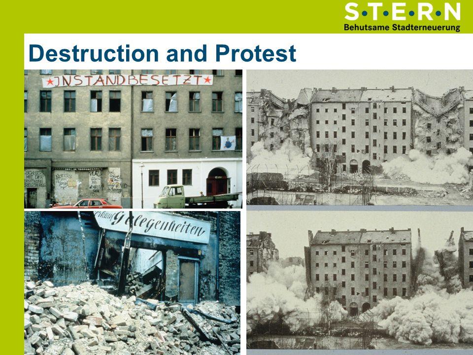 Destruction and Protest 05.06.20149