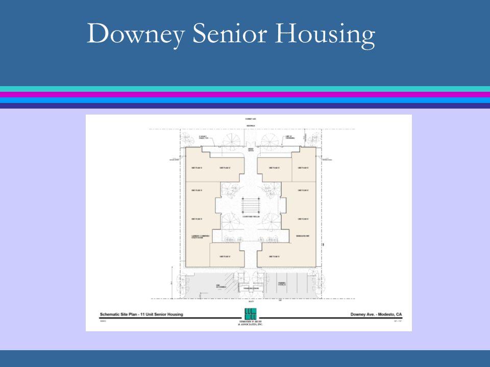 Downey Senior Housing