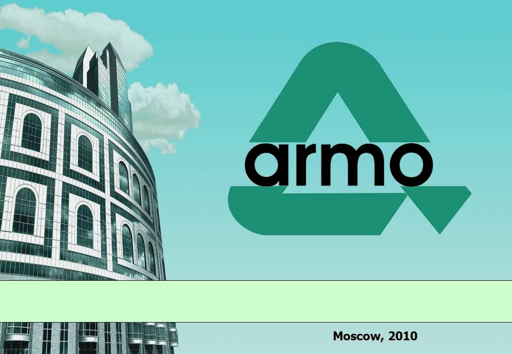 Copyright © 1997-2009 www.armo.ru 12 Facility: Hotel complex located in the historic part of Moscow consists of several 2- and 7- story buildings with two underground levels.