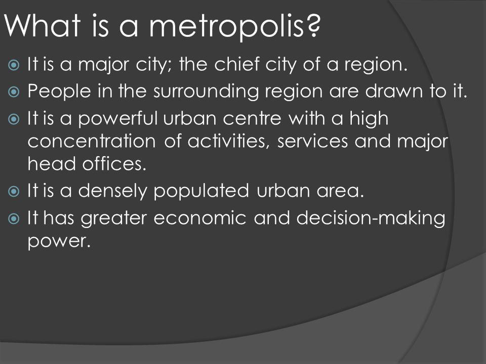 Is Sherbrooke or Trois-Rivieres a metropolis.