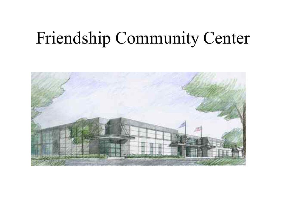 Friendship Community Center