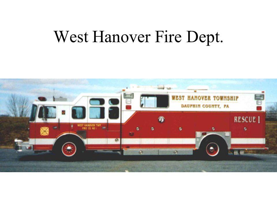 West Hanover Fire Dept.