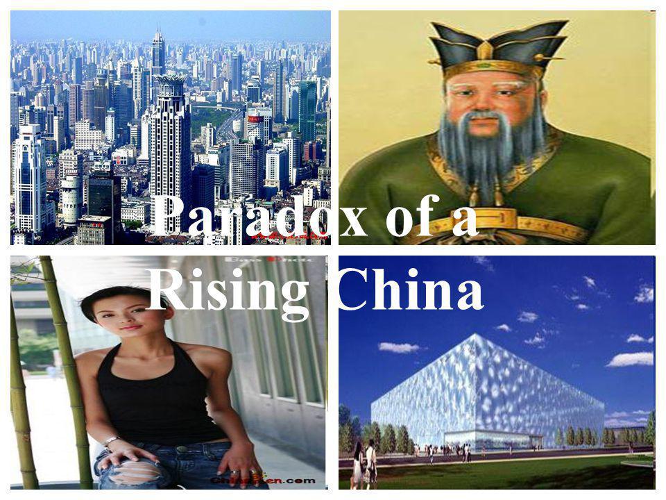 Paradox of a Rising China