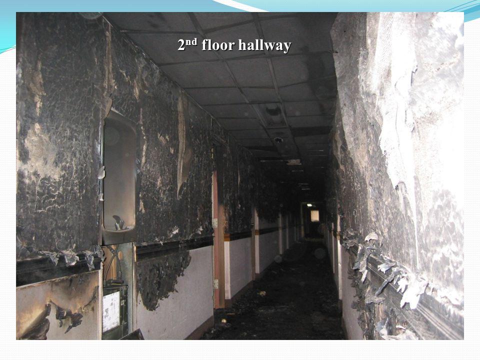 2 nd floor hallway