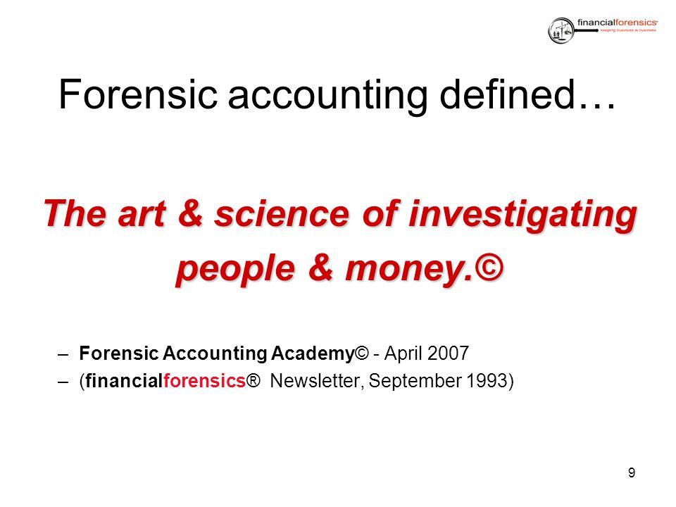 Covert Forensic Tools www.BlackBookOnLine.Info www.veromi.net www.statsoft.com http://www.fincen.gov Deposition Matrix© Valuation Report Card© 30