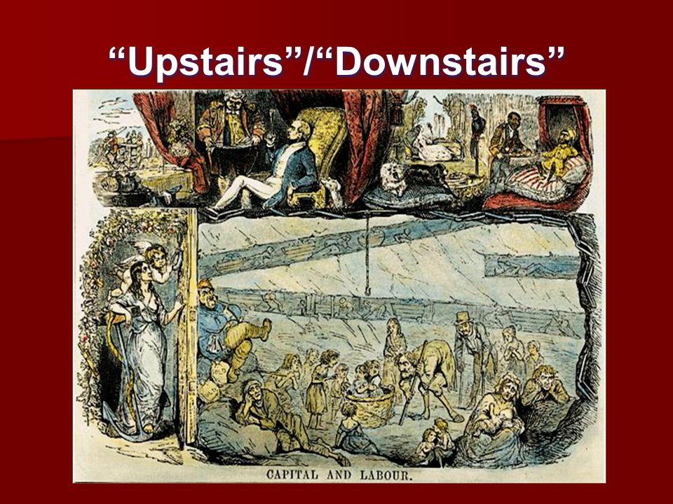 Upstairs/Downstairs Life