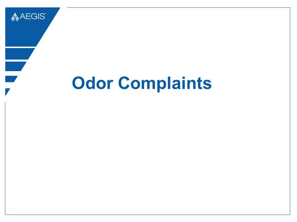 Odor Complaints
