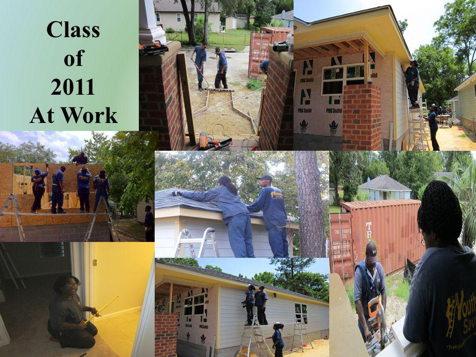Class of 2011 At Work