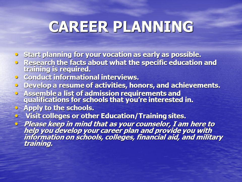 CAREER RESOURCES: Exploration Career One Stop: http://careeronestop.org Career One Stop: http://careeronestop.orghttp://careeronestop.org Exploring Oc