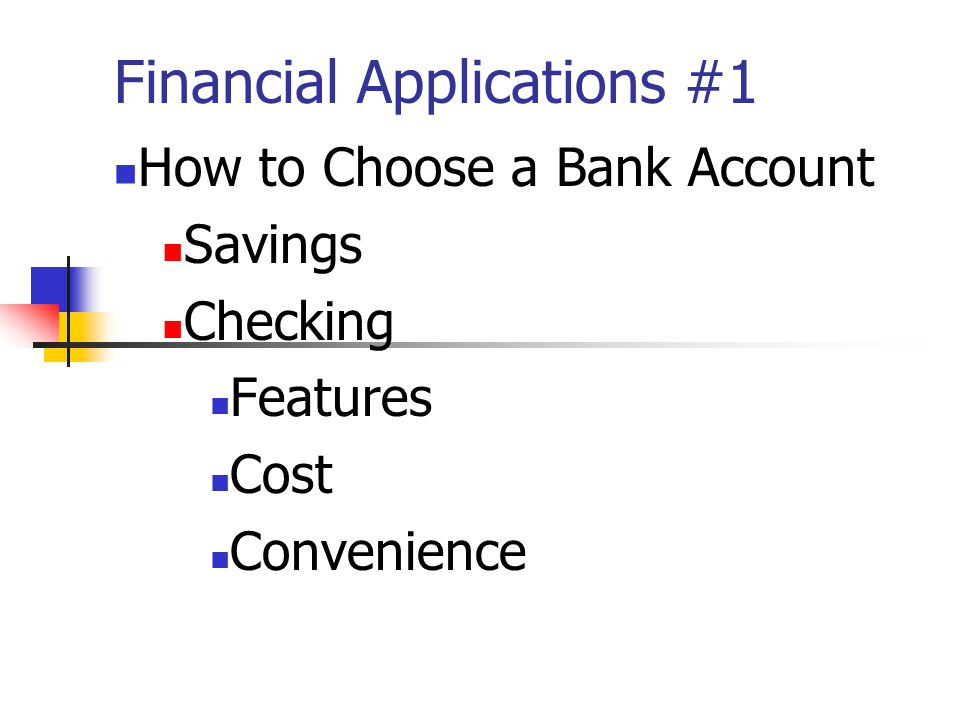 Financial Applications #2 Bonds are loans Corporate Convertible Municipal U.S.