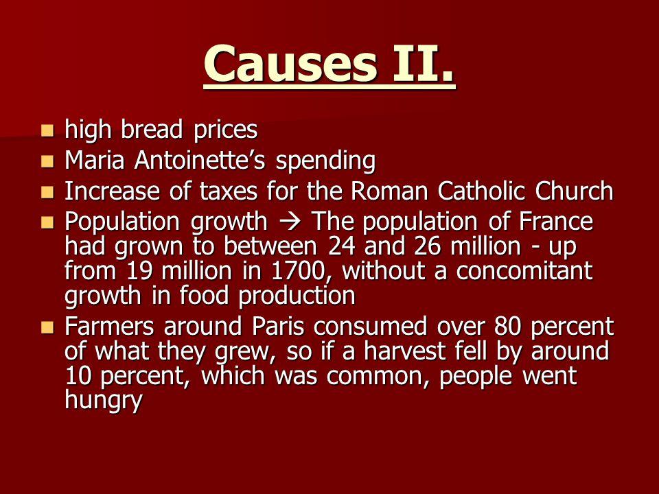 Causes II.