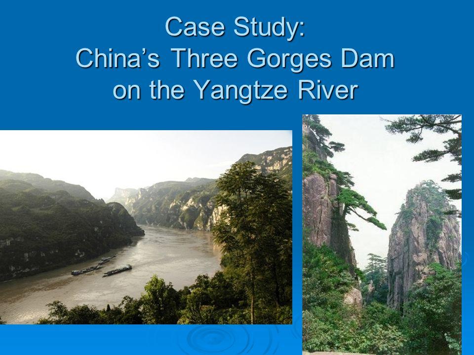 Chinas Three Gorges Dam