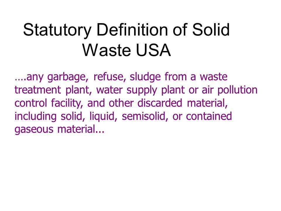 Secure Landfills