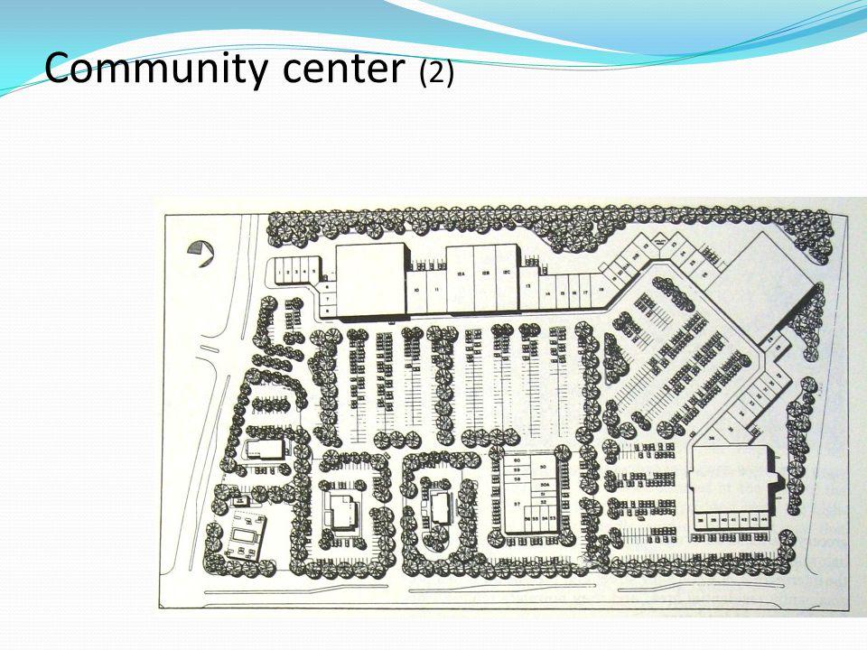Community center (2)