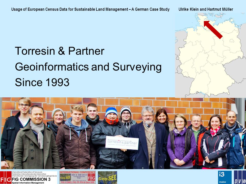 Torresin & Partner Geoinformatics and Surveying Since 1993