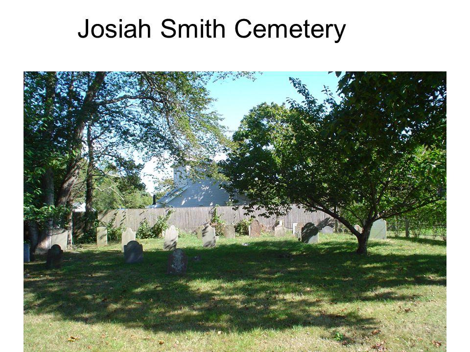 Josiah Smith Cemetery