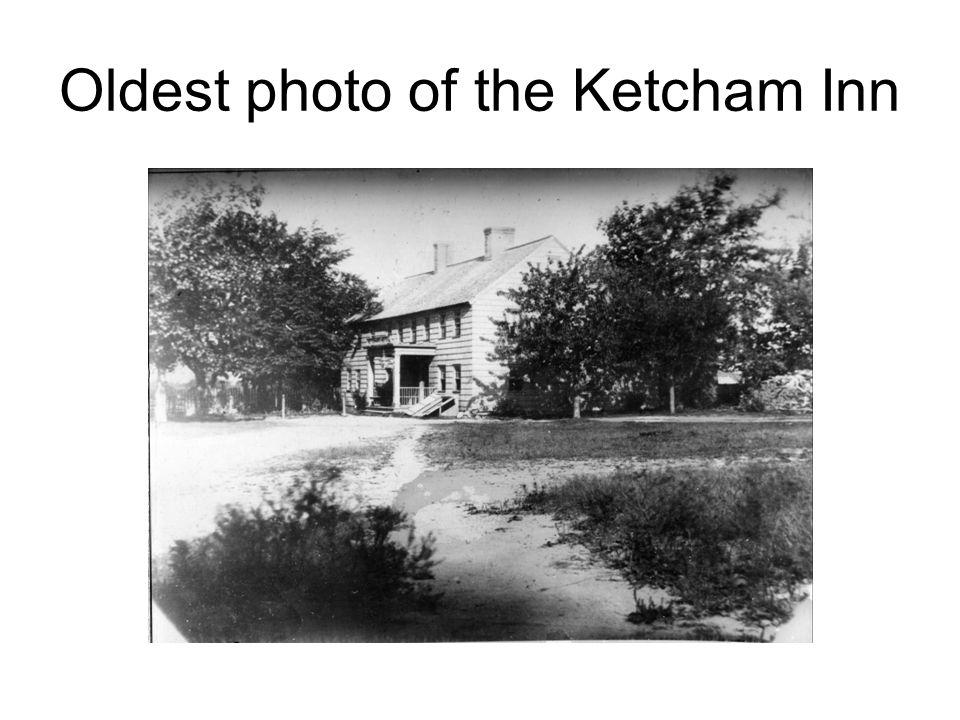 Oldest photo of the Ketcham Inn